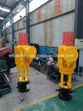 Downhole-Schrauben-Pumpen-wohle Pumpen-horizontale Oberflächen-Antriebsmotor-Kopf 18.5kw