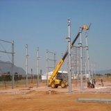 De lichte Workshop van de Structuur van het Staal voor Logistisch Centrum (kxd-014)