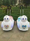 Baymax Fahrt auf Spielzeug-Auto, Baby Electriccar mit Stoss-Stab