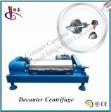 Jarra horizontal de la centrifugadora de la descarga del tornillo de la alta calidad