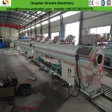 HDPEのPEの給水はHeat-Insulatingシェルの放出の行を配管する110-315mm