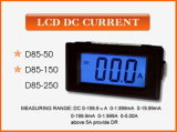D85-50 LCD DC 현재 디지털 위원회 미터