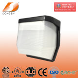 Luz al aire libre al por mayor del paquete de la pared de China 50W 60W LED