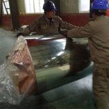 0.18mm*900m m llenos acanalaron difícilmente la bobina de acero galvanizada hoja