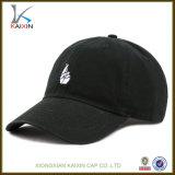 Pequeño sombrero de béisbol bordado del papá de los 6 paneles con la certificación del SGS