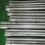 (fornitore) acciaio inossidabile 304 filtri per pozzi dell'acqua del filetto DIN4925/schermi del Johnson