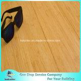 La pavimentazione di bambù tessuta filo di bambù naturale della pavimentazione di colore del parchè del Ce Dell'interno-Scatta il sistema