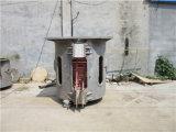Four à induction de fonte de 5 tonnes pour le fer de bâti