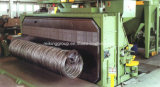 Machine chaude de grenaillage de routes de fil de vente