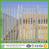 Горячая окунутая гальванизированная загородка Palisade/стальная загородка
