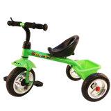 China Kids 3 Wheel Tricycle pedal carro com carrinho de compras por atacado