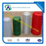 Сваренная загородка ячеистой сети (конструкционные материал)