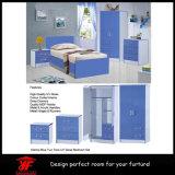 عادية لمعان ضعف لون خزانة ثوب تصميم أثاث لازم غرفة نوم مجموعة