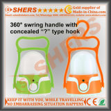 Presa di campeggio ricaricabile del USB della lanterna del migliore venditore