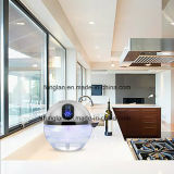 Car Air Purifieir Home Air Cleaner com LED