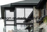 Конструкция открытого окна качания фабрики алюминиевая деревянная составная