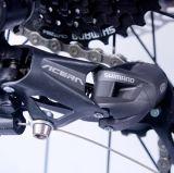 26er MTB em declive uma bicicleta cheia da suspensão da bicicleta de montanha da liga da bicicleta