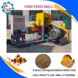 Tipo de molho (tipo de vapor) Moinho de alimentação de peixe / Alimento de peixe Moinho de pelotil pequeno