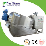 Klärschlamm-Filterpresse für Viehbestand-Verarbeitungsanlage