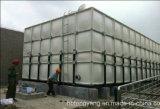 El tanque del rectángulo del agua FRP del agua de lluvia