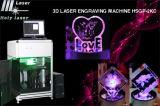 Machine van de Gravure van de Laser van de hoge Frequentie 3D