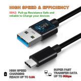 Materiale di lunghezza di cavo di dati del USB 3.0 - del USB 3.1 1m in plastica
