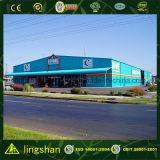 Супермаркет конструкции стальной структуры Африки модульный (LS-S-017)