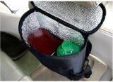 Organizador de la parte posterior de asiento de coche de la Calor-Preservación, bolso del almacenaje del recorrido del Multi-Bolsillo