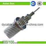 ACSR Aluminum Conductor Steel Reinforced per Overhead Transmission Power Lines
