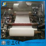 1000kgs por el pequeño tejido facial del papel de tejido de tocador del día que hace precio de la máquina