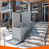 plataforma invalidada los 2-12m de la elevación de sillón de ruedas con alto estándar seguro