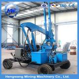 Straßenbau-hydraulischer Leitschiene-Stapel-Fahrer für Verkauf