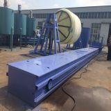 Máquina de enrollamiento automática del tanque de la máquina de enrollamiento del tanque de FRP