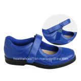 Sandali diabetici di cuoio delle donne (9811058-1)