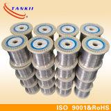 Fil Ni80Cr20 NiCr8020 NiCr d'alliage de nickel de bonne qualité 80/20 fil d'élément de chauffe