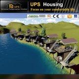 바닷가 호텔을%s 강철 콘테이너 집 계획