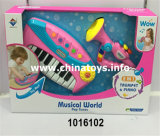 Giocattolo educativo dello strumento musicale del giocattolo, giocattolo musicale di plastica (1016102)