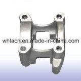 Personalizado de acero inoxidable Inversión de fundición de piezas de la motocicleta (bastidor de la inversión)