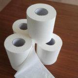 Le logarithme naturel automatique de tissu de machine de découpage de papier de toilette a vu