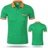 Procès uniformes de chemise de polo de travail neuf d'arrivée pour unisexe