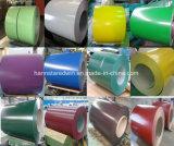 Квалифицированная низкая цена Pre-Painted гальванизированные стальные катушки