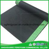 Оденьте все виды крыши 1.2mm/1.5mm/2.0mm EPDM здания настилая крышу водоустойчивая мембрана