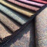 tissu de sofa du Chenille 100%Polyester/tissu de Chenille teint par filé (HD023)