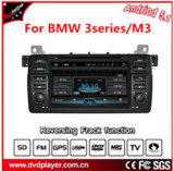 Quad Core Hla8788 Leitor de DVD de carro com leitor MP3 / 4, 3G / 4G, WiFi Bt para BMW E46 / M3 GPS Navi