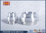 Giunture criogeniche in metallo placcato d'acciaio di alluminio