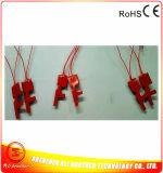подогреватель силиконовой резины 50W для трубы 12V 33.3*90*1.5mm металла