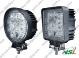 27W Bright DEL Work Light hors de l'éclairage LED DEL Spot Light de Road Vehicles DEL Driving Light Epsitar