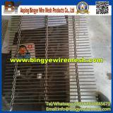 Production décorative de treillis métallique pour des barrières
