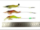 10cm Simulation Crevettes Soft Crevettes Avec Crochet Fishing Lure Fishing Tackle