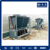 Thermostat 32deg c pour le CE titanique de piscine de pompe à chaleur de tube du syndicat de prix ferme R410A 12kw/19kw/35kw/70kw Cop4.62 du mètre 20~250cube